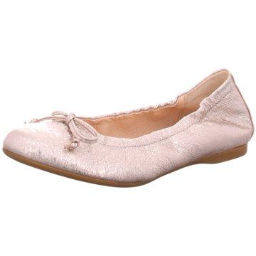 Gabor Faltbarer Ballerina gold