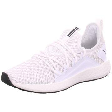 Puma Sneaker Low weiß