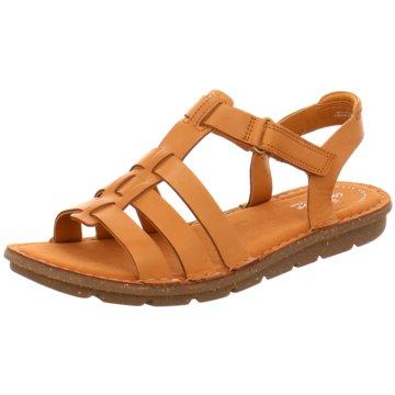 Clarks Komfort SandaleSandale braun