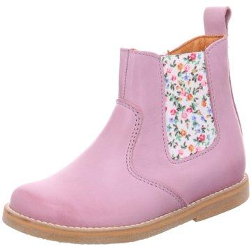 Froddo Halbhoher Stiefel rosa