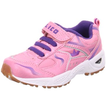 Brütting Sneaker Low rosa