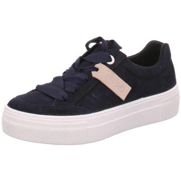 Legero Plateau SneakerLima blau