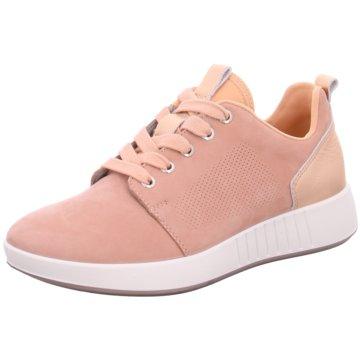 Legero Sneaker Low rosa