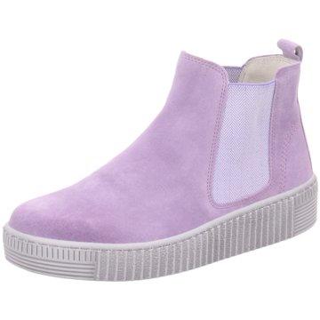 Gabor Chelsea Boot lila