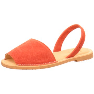Ria Menorca Top Trends Sandaletten orange