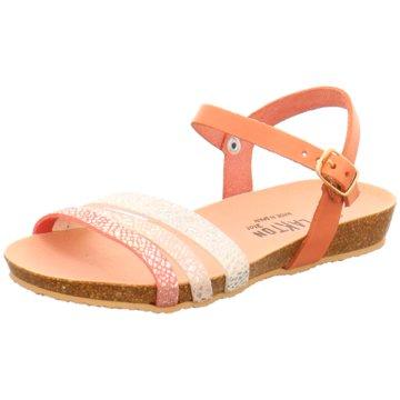 Plakton Offene Schuhe rosa