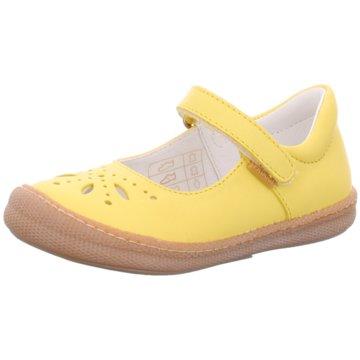 Primigi Spangenschuh gelb