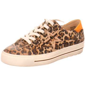 Paul Green Plateau Sneaker animal