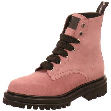 Verbenas Boots rosa