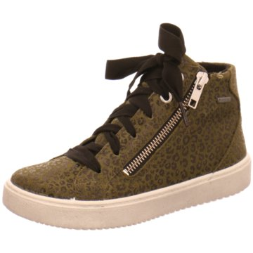 Legero Sneaker High grün