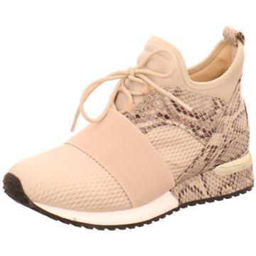 La Strada Sneaker High rosa