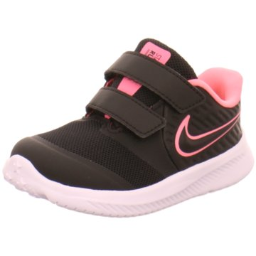 Nike Sneaker LowNike Star Runner 2 - AT1803-002 schwarz