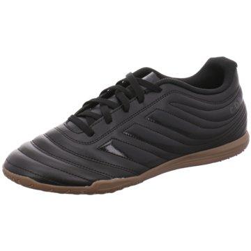 adidas Hallen-Sohle schwarz