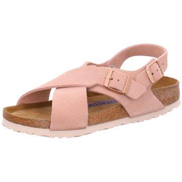 Birkenstock Top Trends SandalettenTulum SFB[Fersenriem rosa