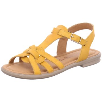 Ricosta Offene SchuheBirte gelb