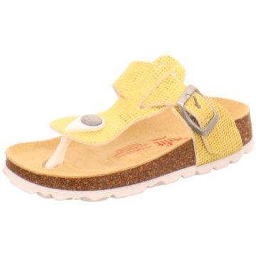 Superfit Offene SchuheM4 gelb