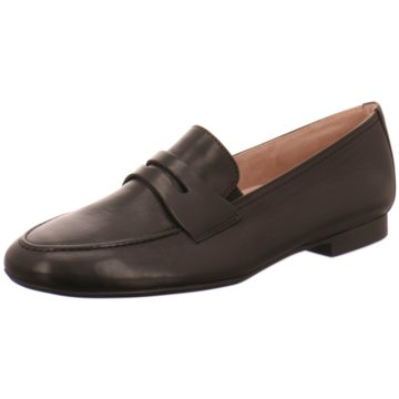 Paul Green Business Slipper2593 schwarz
