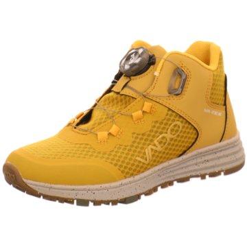 Vado Sneaker Highhike gelb