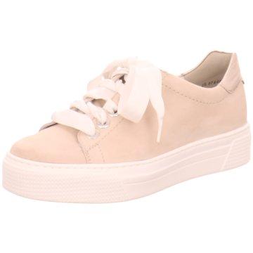 Semler Sneaker Low beige