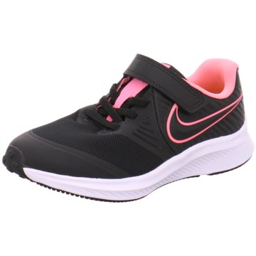 Nike Sneaker LowNike Star Runner 2 - AT1801-002 schwarz