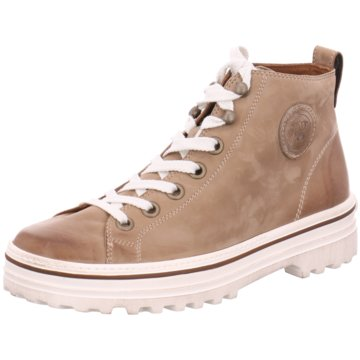 Paul Green Sneaker HighSuper Soft beige