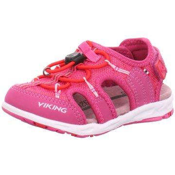 Viking Offene Schuhe pink