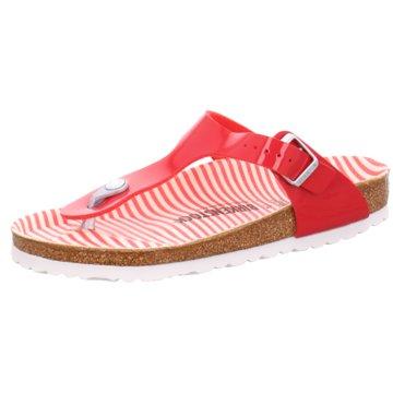 Birkenstock Offene SchuheGizeh Kids BS[Zehensteg] pink