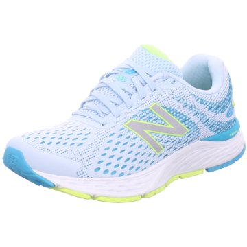 New Balance Natural RunningW680RG6 - W680RG6 blau