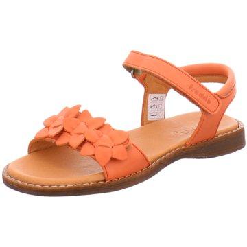 Froddo Offene Schuhe orange