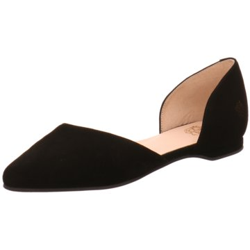 Apple of Eden Eleganter Ballerina schwarz