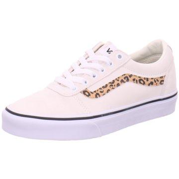 Vans Top Trends Sneaker weiß