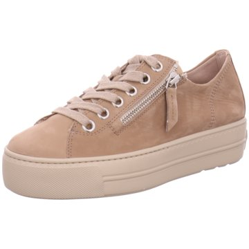 Paul Green Plateau Sneaker5006 beige