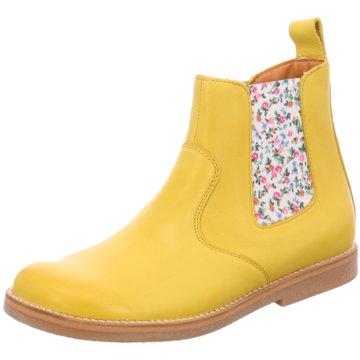 Froddo Halbhoher Stiefel gelb