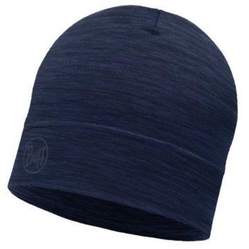 Buff MützenLIGHTWEIGHT MERINO WOOL BEANIE             - 113013 blau