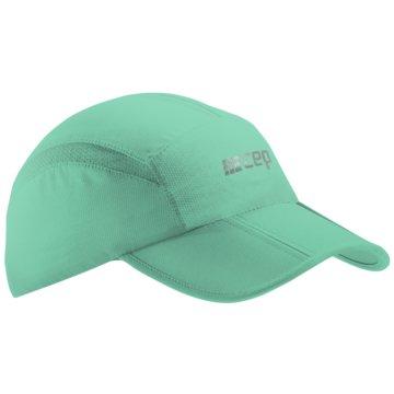 CEP Mützen RUNNING CAP - W0MCC grün