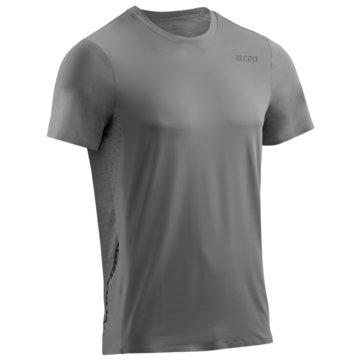 CEP T-Shirts RUN SHIRT - W1135 grau