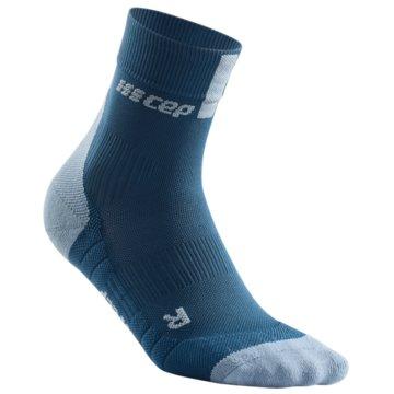 CEP Hohe Socken SHORT SOCKS 3.0 - WP4BX schwarz