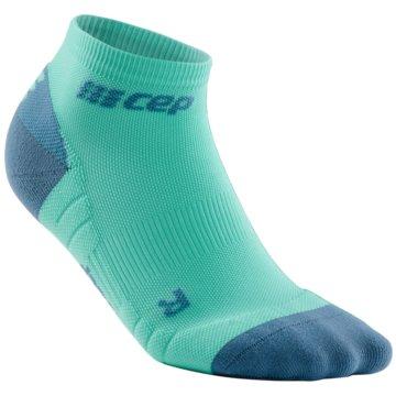 CEP Hohe Socken LOW CUT SOCKS 3.0 - WP5AX grün