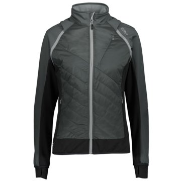 CMP FunktionsjackenWOMAN JACKET WITH DETACHABLE SLEEVE - 30A2276 grau