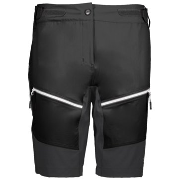 CMP TightsWOMAN FREE BIKE BERMUDA WITH INNER  - 30C9326 schwarz
