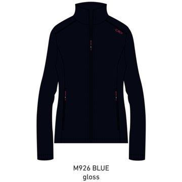 CMP SweatjackenWOMAN JACKET - 30G7486 blau