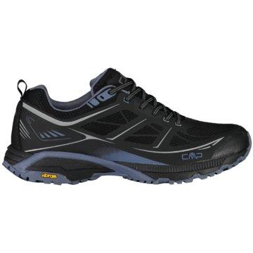 CMP RunningHAPSU NORDIC WALKING SHOE - 30Q9607 schwarz
