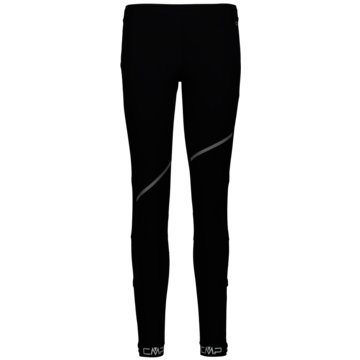 CMP OutdoorhosenWOMAN LONG TIGHTS - 30T2376 schwarz