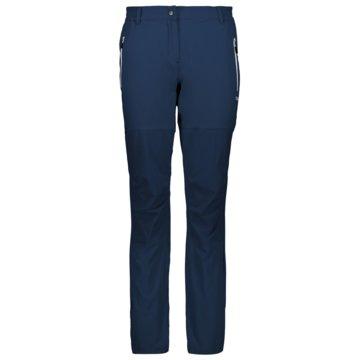CMP OutdoorhosenWOMAN LONG PANT - 30T6856 blau