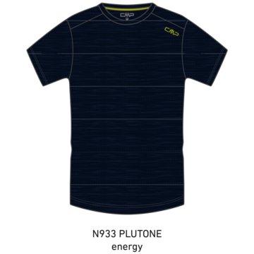 CMP T-ShirtsMAN T-SHIRT - 30T7207 grau