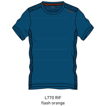 CMP T-ShirtsMAN T-SHIRT - 30T7467 blau