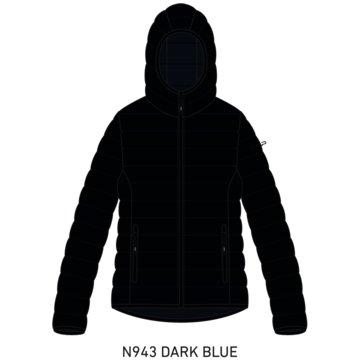 CMP ÜbergangsjackenWOMAN JACKET FIX HOOD - 30Z6096 blau