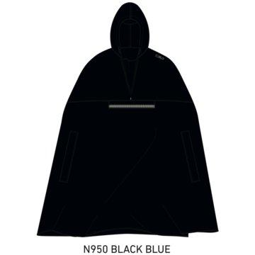 CMP RegenjackenUNISEX CAPE RAIN FIX HOOD - 38X7967 blau