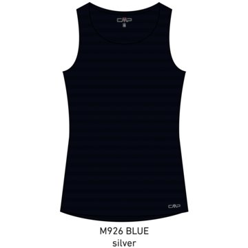 CMP TopsWOMAN TOP - 39C7086 blau