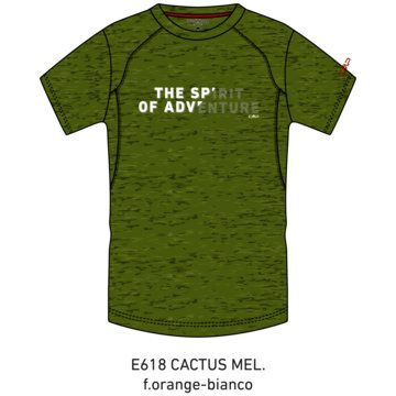 CMP T-ShirtsMAN T-SHIRT - 39T6547 grün